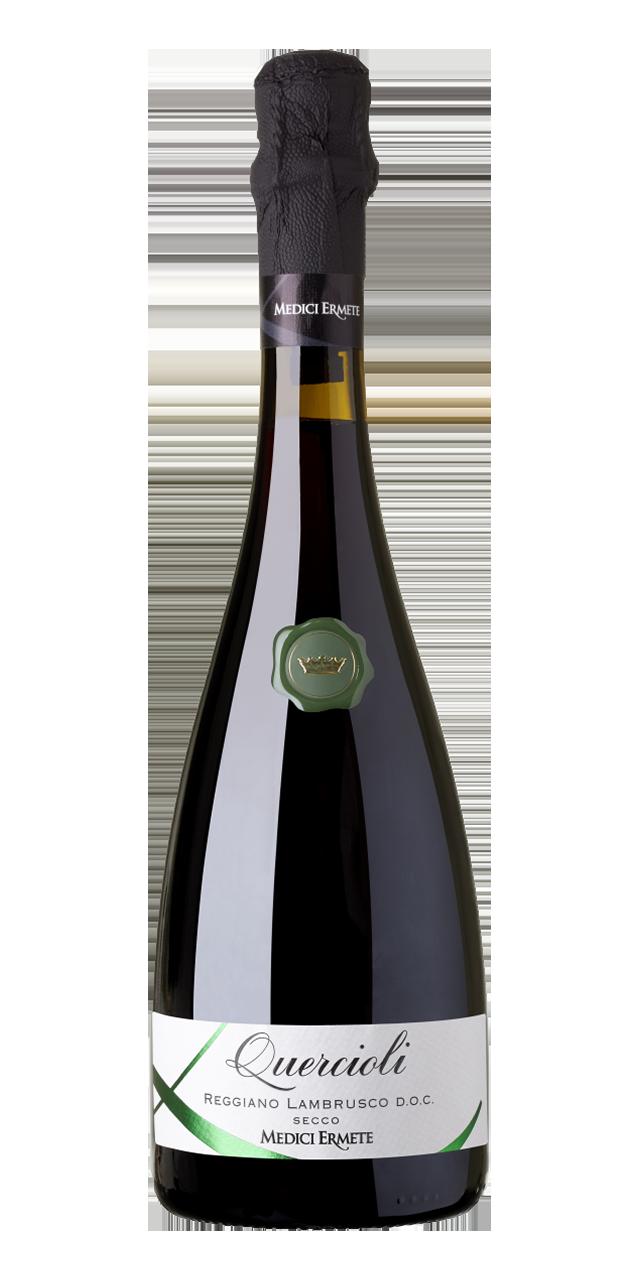 Quercioli Lambrusco Reggiano Dry