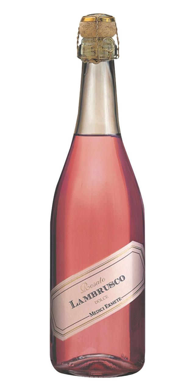 lambrusco emilia rosato dolce