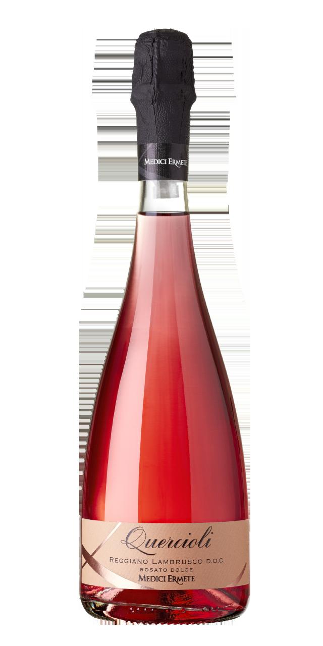 quercioli rosé sweet