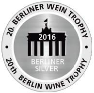 BERLINER WEIN TROPHY ARGENTO ASSOLO 2015