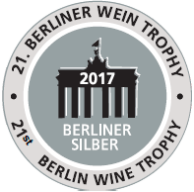 BERLINER WINE TROPHY 2017 silver